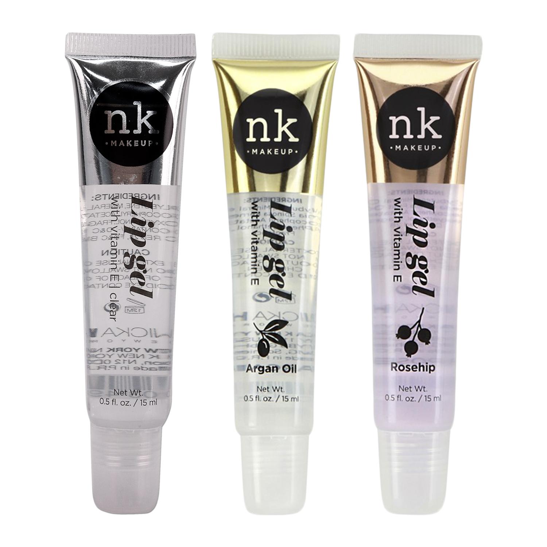 Verwonderend NICKA K NEW YORK Lip Gel Clear with Vitamin E - iKateHouse WQ-11