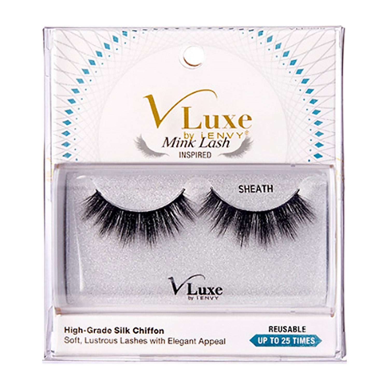 be61771b6ab KISS V-Luxe Silk Chiffon Eyelashes - iKateHouse
