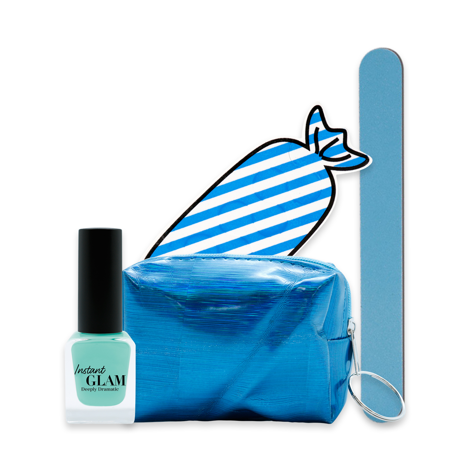 Baby Shower It S A Boy Nail Gift 12 Sets